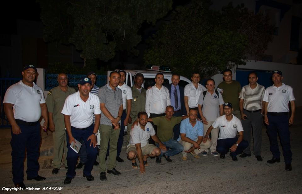 Coup de filet à Sidi Bou Saïd
