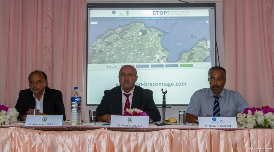 Lancement de la première plateforme de lutte contre le braconnage en Tunisie